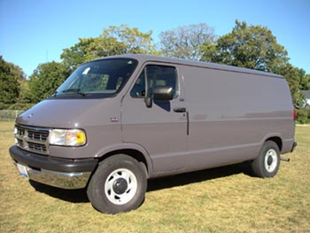 Wisconsin Video production 1-Ton Grip Van Rental