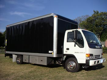 Wisconsin Video production 3-Ton Grip Truck Rental